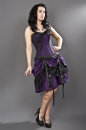 Purple Dita Skirt